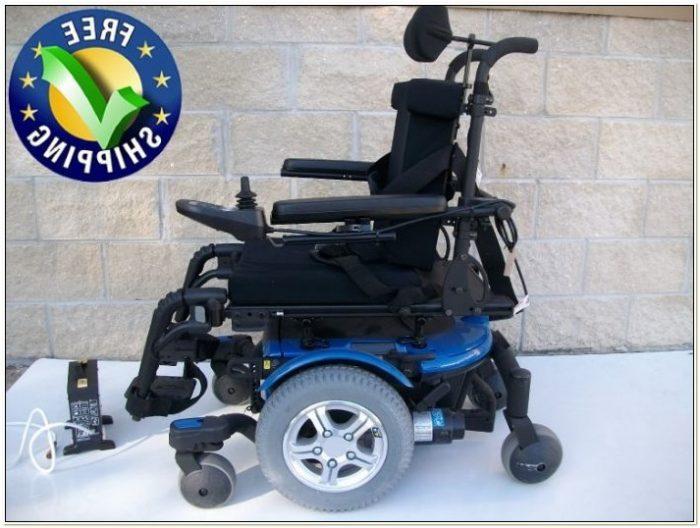 Quantum 600 Power Chair Weight