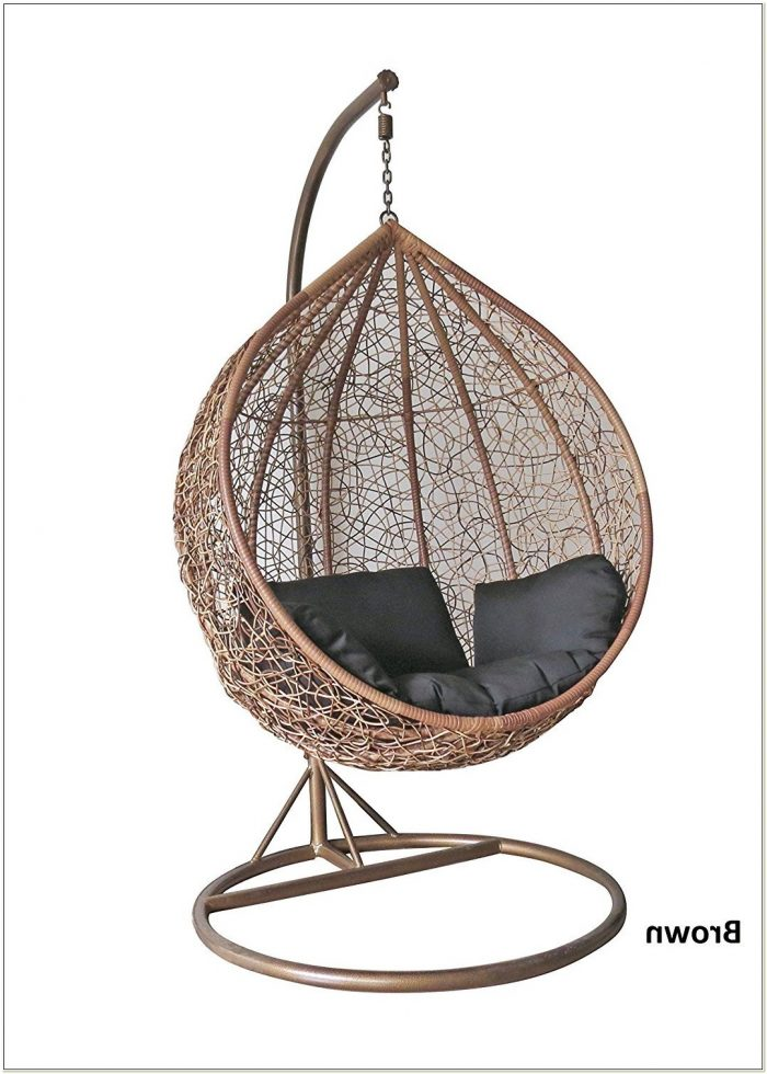 Rattan Hanging Egg Chair - Chairs : Home Decorating Ideas ...