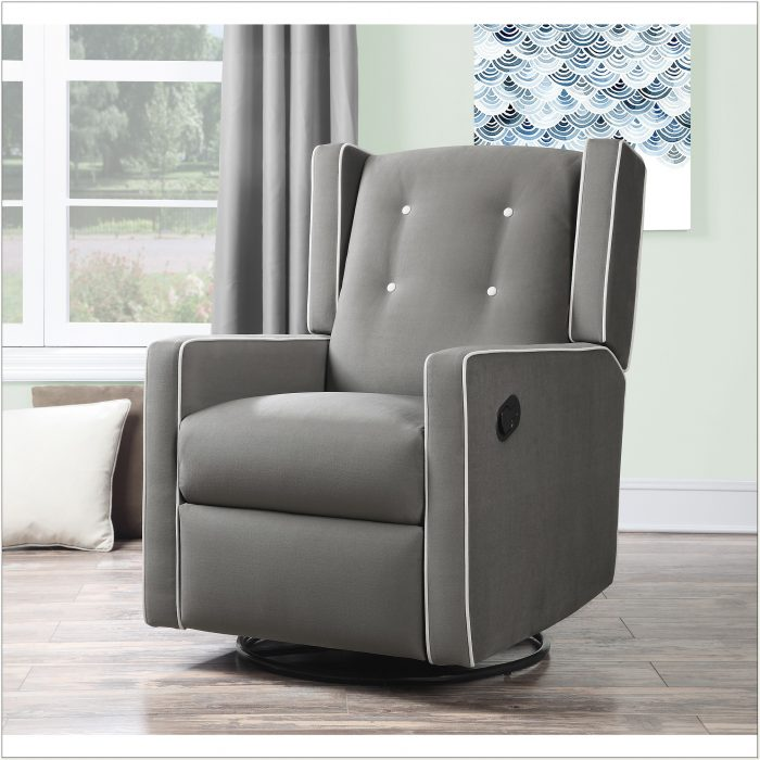 Recliner Glider Chair Nursery