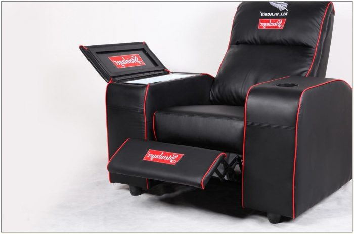 Recliner Sofa With Fridge