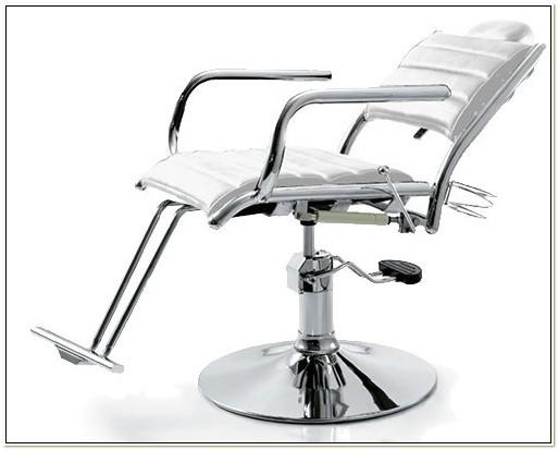 Reclining Salon Styling Chair