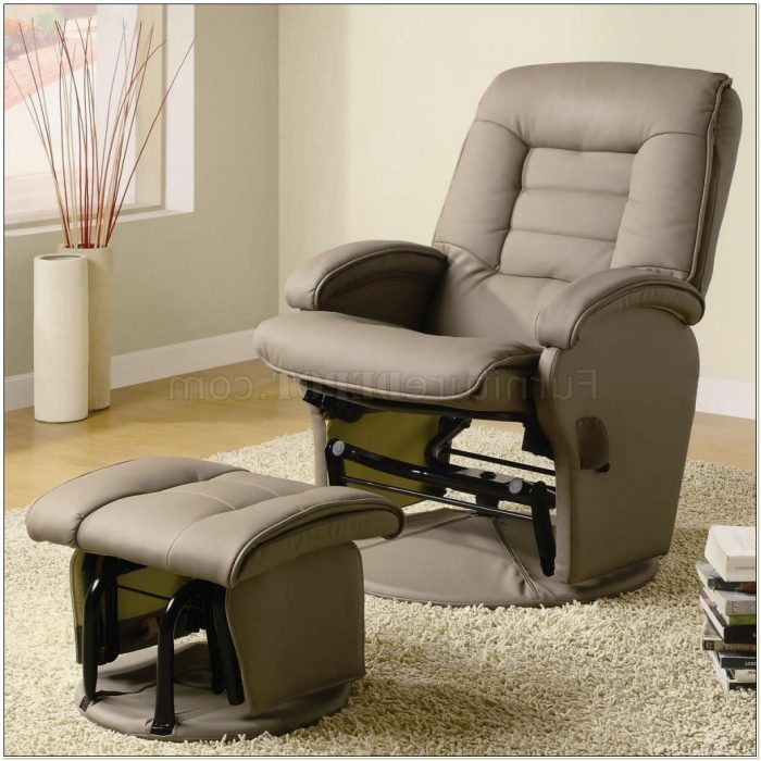 Reclining Swivel Glider Chairs