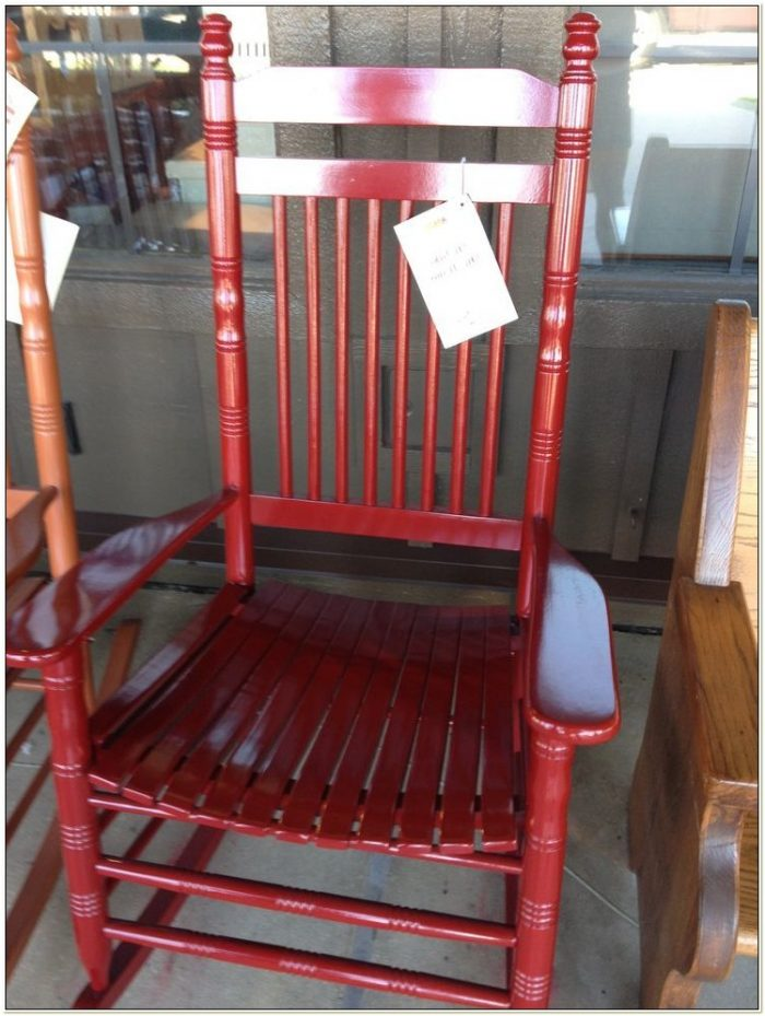 Rocking Chair Wind Chime Cracker Barrel Chairs Home