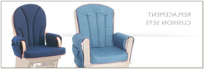Replacement Cushion Set For Glider Chair