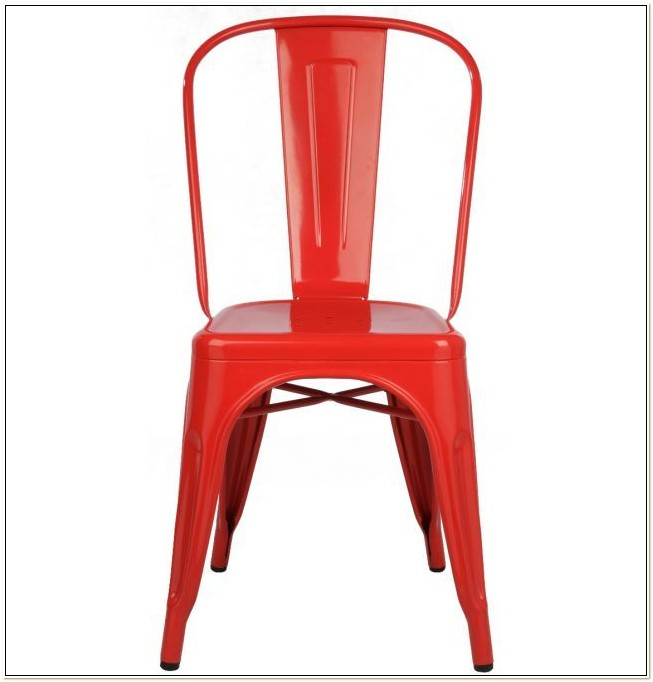 Replica Xavier Pauchard Tolix Chair Powder Coated