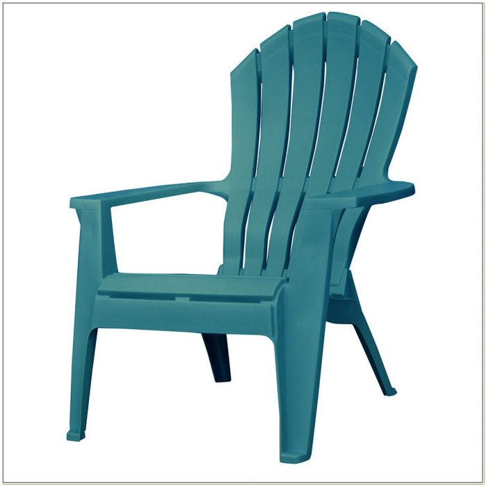 Resin Adirondack Stackable Patio Chairs