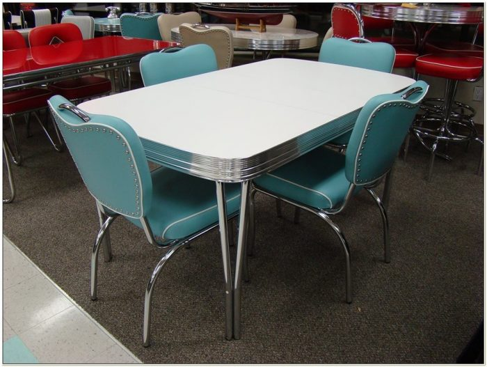 Retro Kitchen Table And Chairs Canada