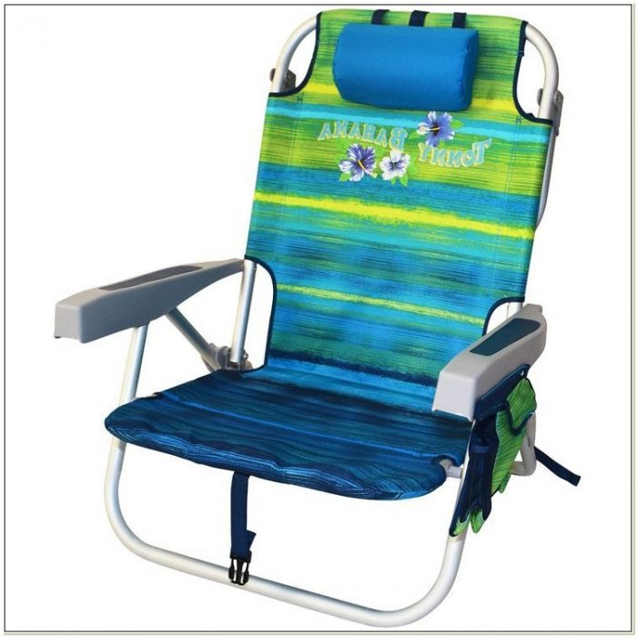 Rio Brands Backpack Cooler Beach Chair