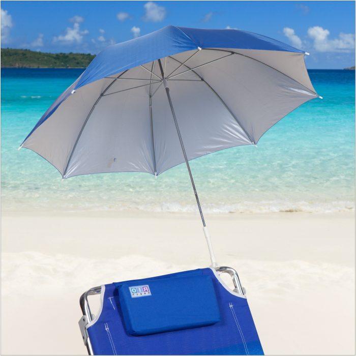 Rio Clamp On Chair Umbrella