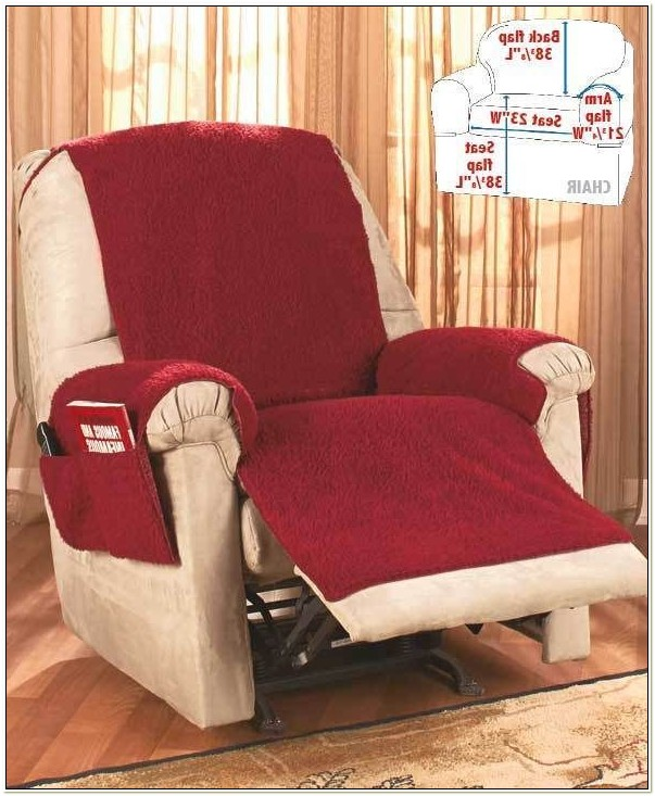 Rise And Recline Chair Covers