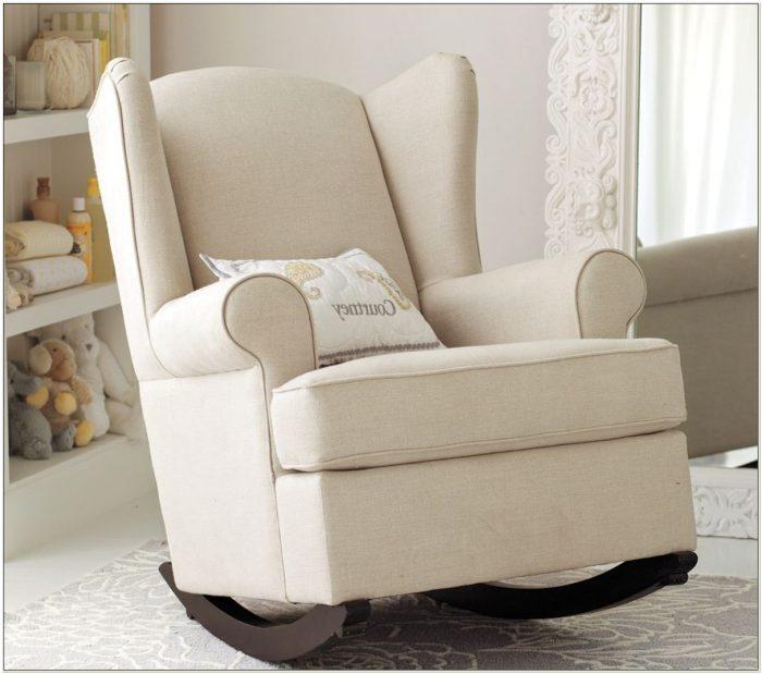 Rocker Glider Recliner Chair