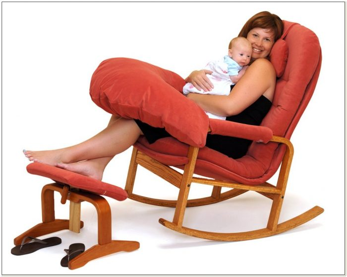 Rocking Chair For Nursing Moms Chairs Home Decorating