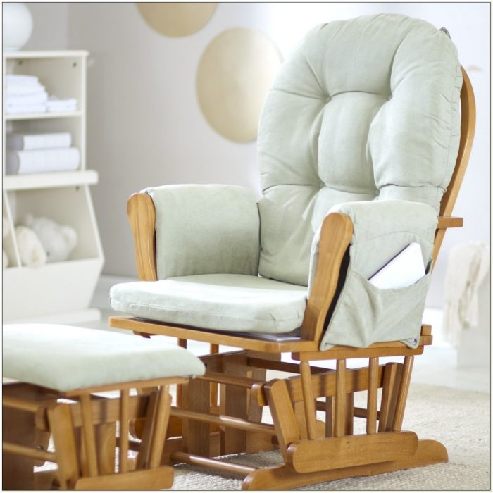 Rocking Chair Glider For Nursery