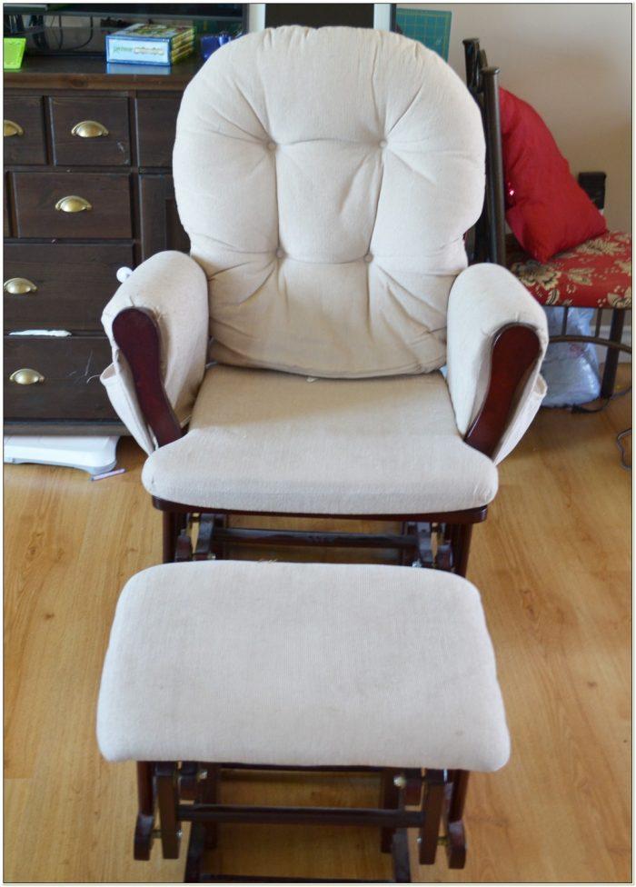 Rocking Glider Chair For Nursery Canada