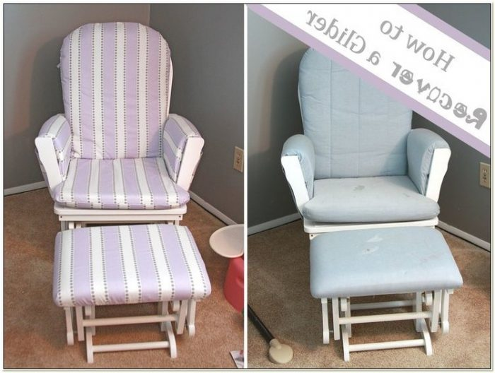 Room And Board Rocking Chair Slipcover