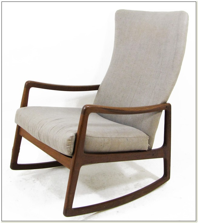 Room And Board Rocking Chair