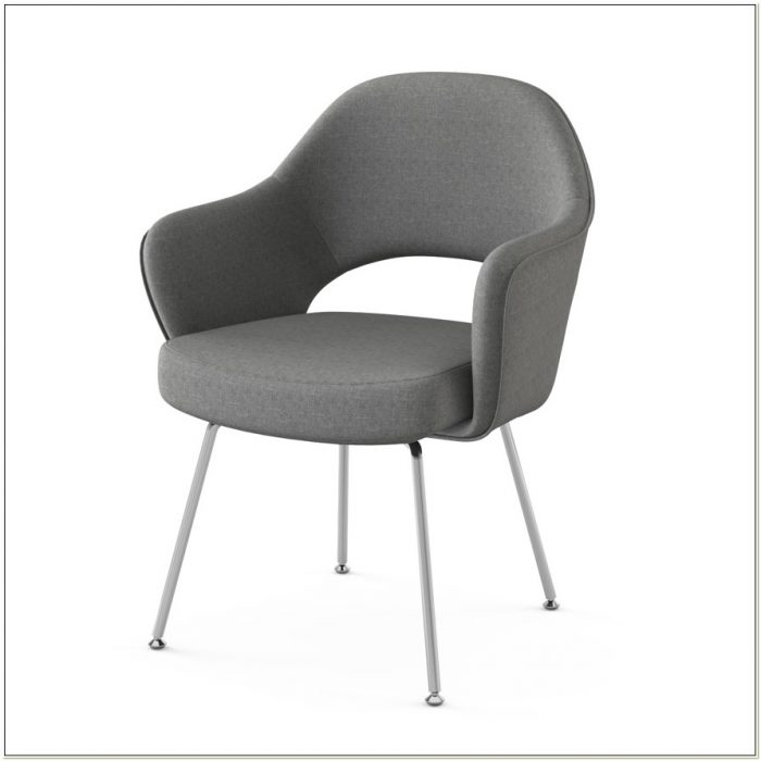Saarinen Executive Side Chair Knoll