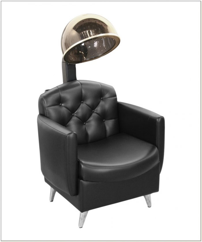Salon Dryer And Chair Combo