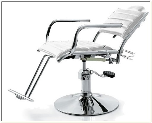 Salon Reclining Styling Chairs