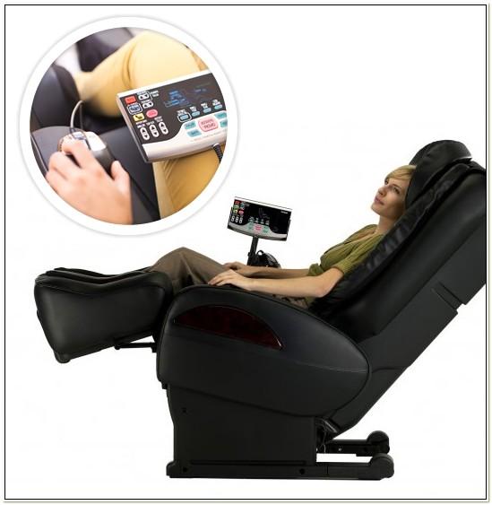 Sanyo Hec Dr7700k Zero Gravity Massage Chair