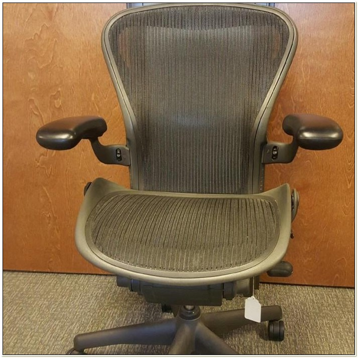 Second Hand Aeron Chair