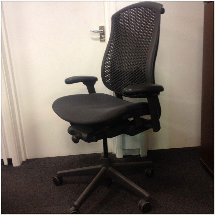 Second Hand Herman Miller Mirra Chairs