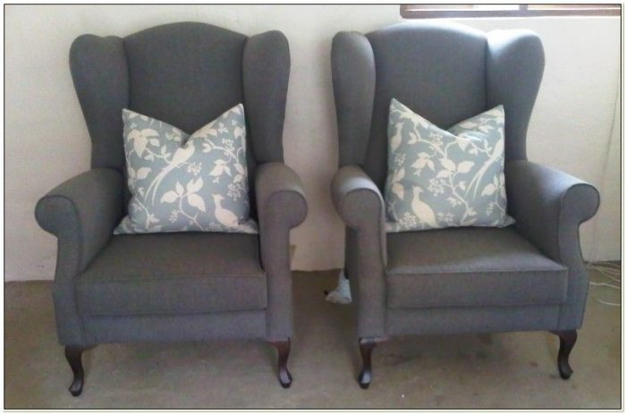Second Hand Wingback Chairs Durban