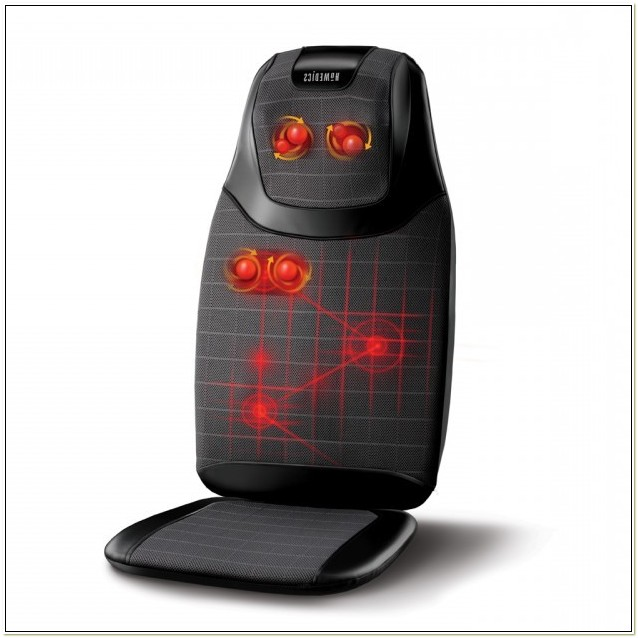 Shiatsu Massage Chair Pad Benefits
