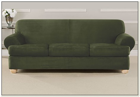 Slipcovers For Couches With T Cushions