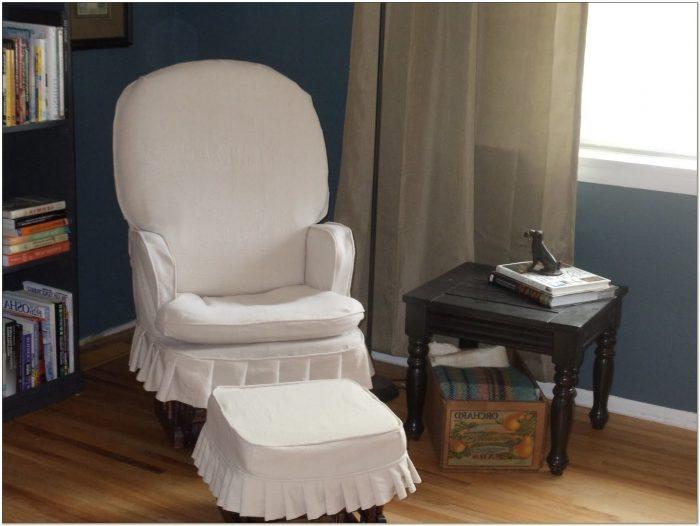 Slipcovers For Rocking Chairs Glider