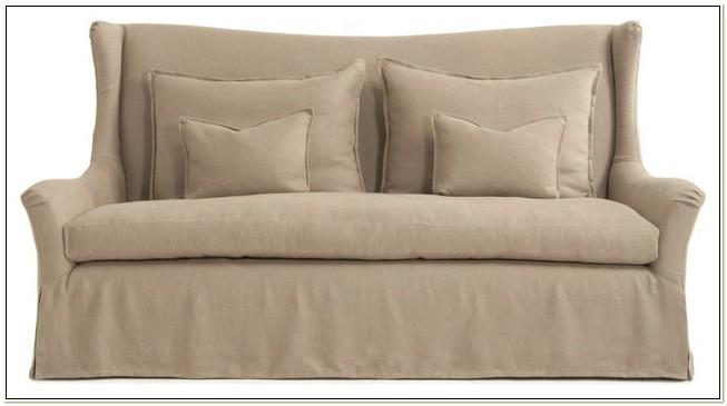 Slipcovers For Wingback Sofa
