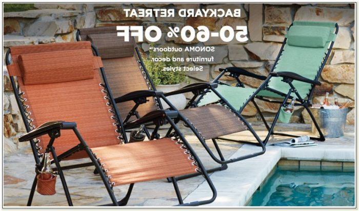 Sonoma Outdoors Oversized Antigravity Chair Chairs