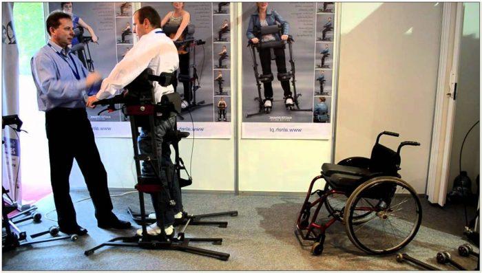 Standing Chair For Paraplegics