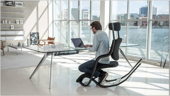 Stokke Gravity Balans Desk Chair