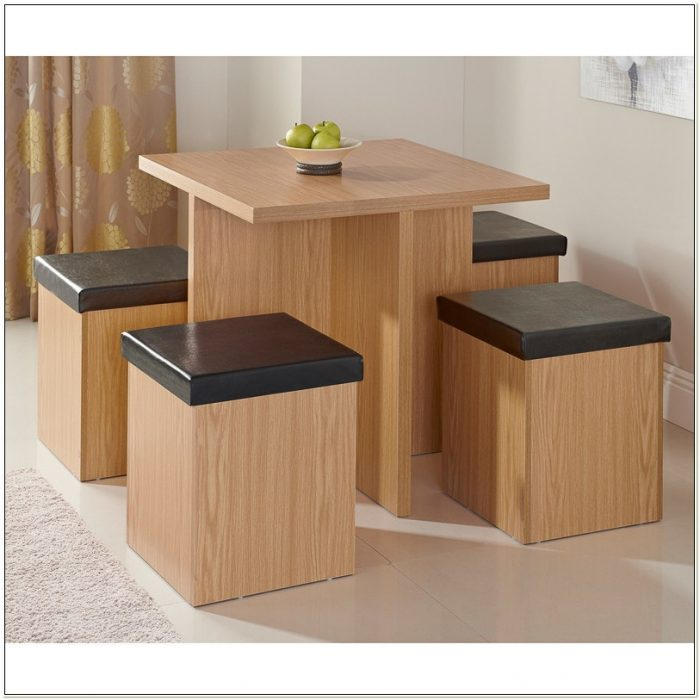 Stowaway Tables And Chairs