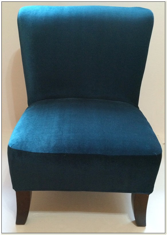 Stretch Slipcovers For Armless Chairs