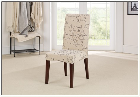 Stretch Slipcovers For Dining Chairs
