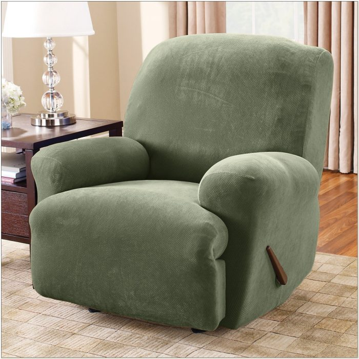 Stretch Slipcovers For Oversized Chairs