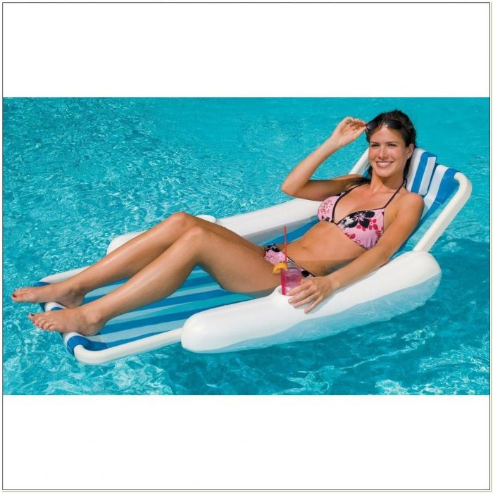 Swimline Replacement Padded Lounge Chair Sling