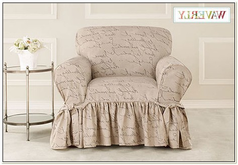 Sure Fit Slipcovers Chair And A Half