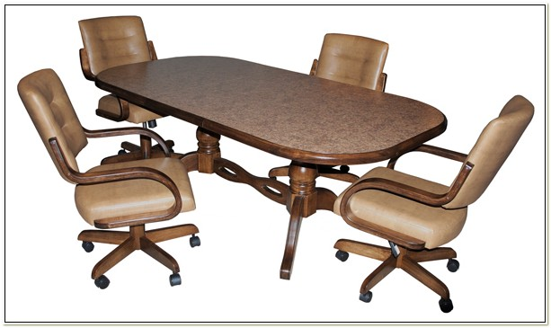 Coaster 3pc Dinette Table And Chairs Set Chairs Home