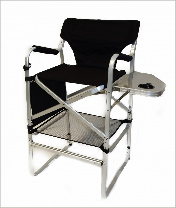 Tall Folding Directors Chair
