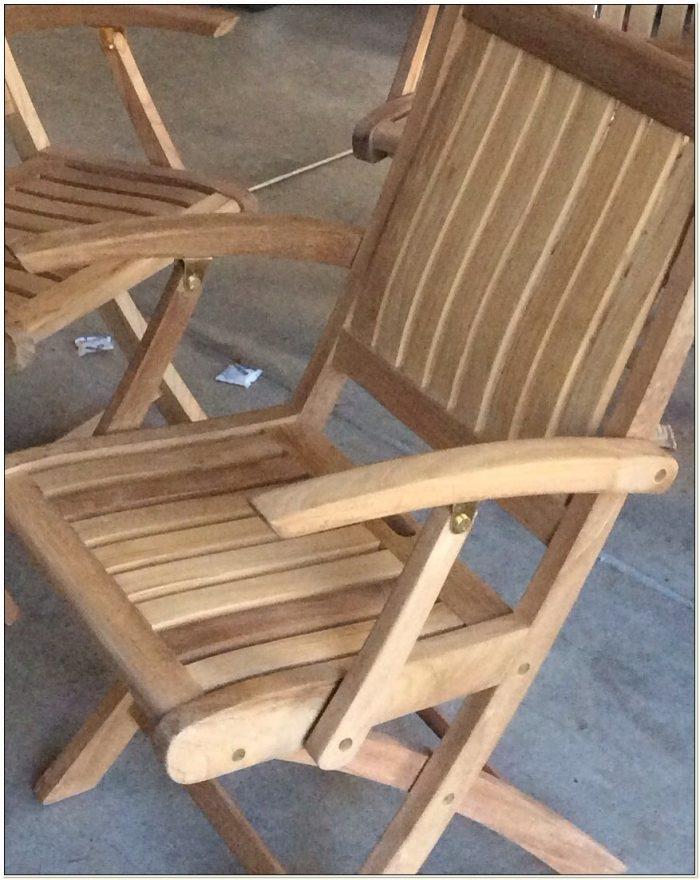 Teak Boat Deck Furniture
