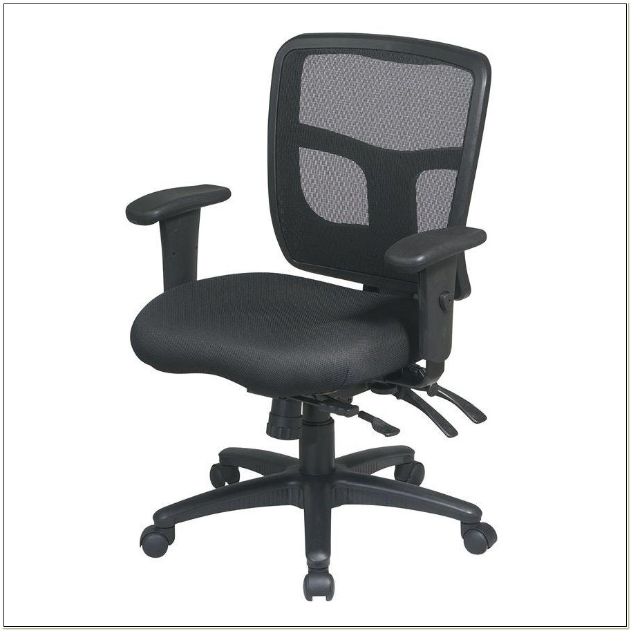 Tempur Pedic Ergonomic Office Chair - Chairs : Home ...