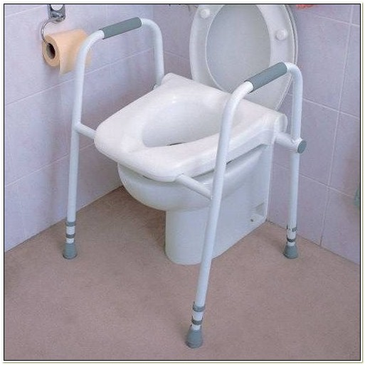 Toilet Chair For Disabled Person
