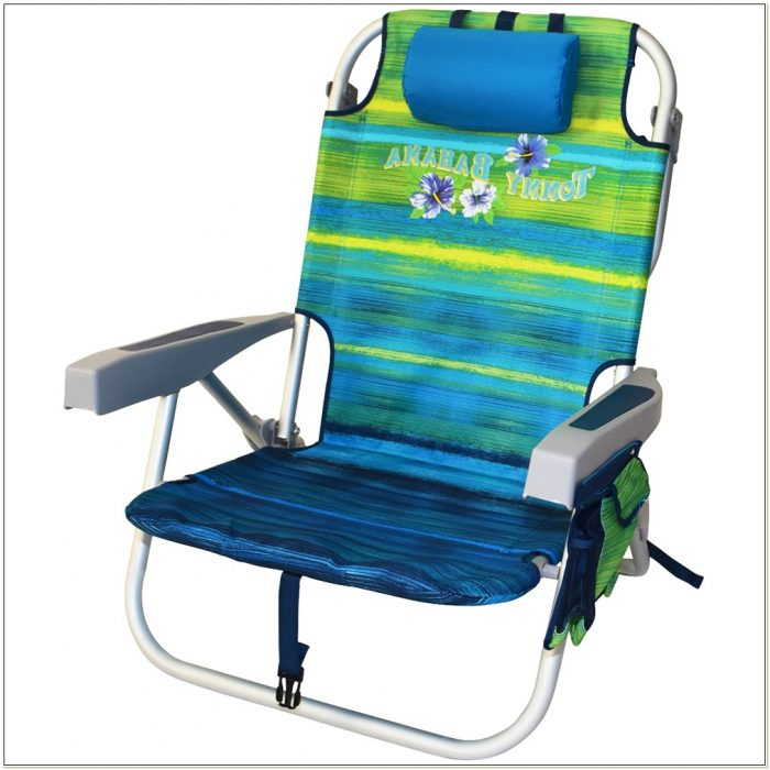 Tommy Bahama Relax Backpack Cooler Chair