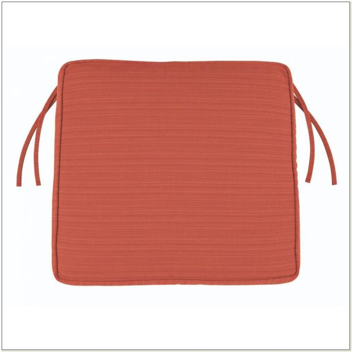 Trapezoid Outdoor Seat Cushions