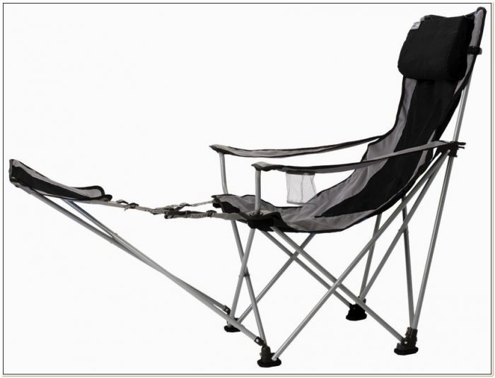 Travel Chair Big Bubba Chair With Footrest