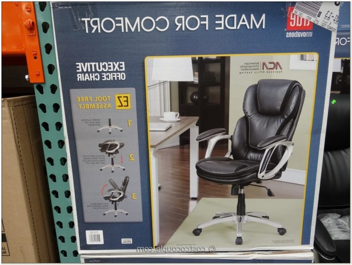 True Innovations Executive Office Chair Manual