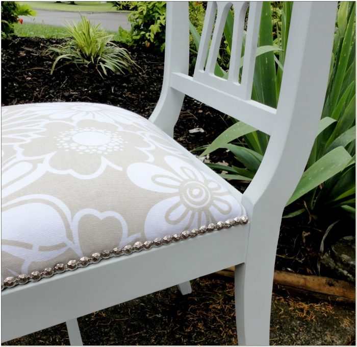 Upholstering A Seat Cushion